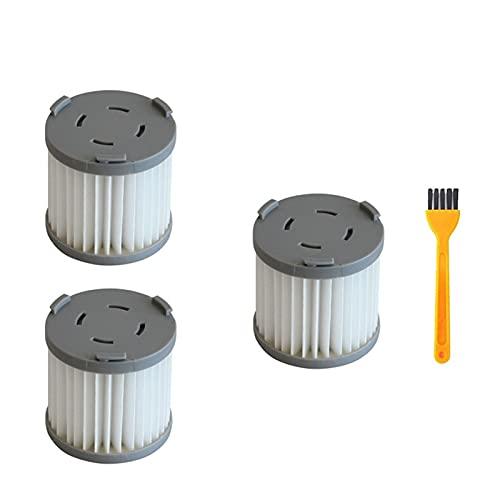 SDFIOSDOI Piezas de aspiradora Kit de Limpieza al vacío FIT para XIAOMI Jimmy JV51 JV53 C53T Limpieza de Limpieza Pinceles Limpieza de Pinceles Filtro Reemplazo Sweeeper Limpieza