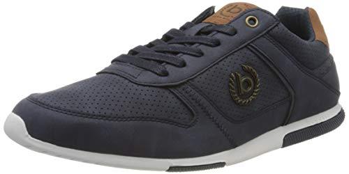 bugatti Herren 321732015000 Sneaker, Blau, 42 EU