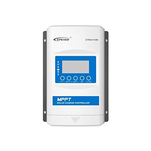 EPEVER® XTRA1210N XDS2 MPPT Régulateur de Charge Solaire 10 A 12/24 V 100 V
