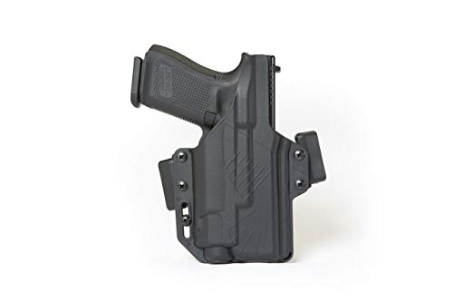 Raven Concealment Systems Perun LC OWB Holster fits Glock with TLR-7 / TLR-8