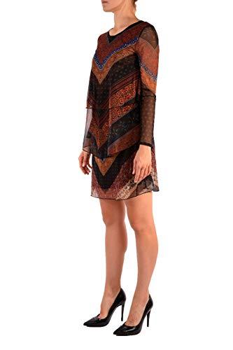 Desigual Dress Ocrida Vestito, Rosso (Fresa 3001), Large Donna