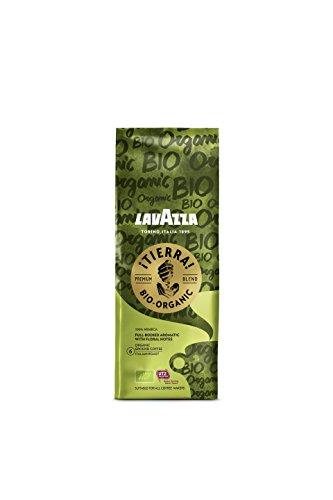 Lavazza Caffè Macinato ¡Tierra! Bio-Organic - 6 Confezioni da 180 gr [1.08Kg]