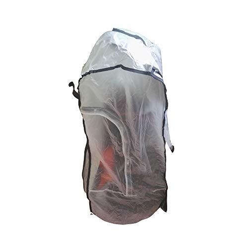 Singeru Golf Trolley Abdeckungen Golf Cart Bag Regenschutz transparent PVC Golftasche Regenschutz Wasserdicht Staubdicht Golf Schutz Regenmantel