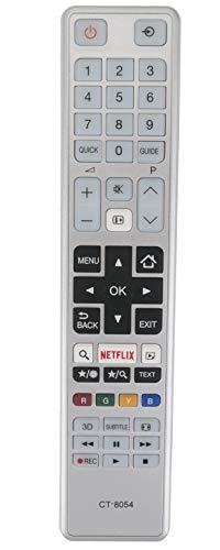 ALLIMITY CT-8054 Mando a Distancia reemplazado por HD Ready WLAN DVD TV 24D3763DA 24SW763DG 28W3753DG 28W3763DA 28W3763DG...