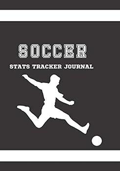 Soccer Stats Tracker Journal  Kids stats log book