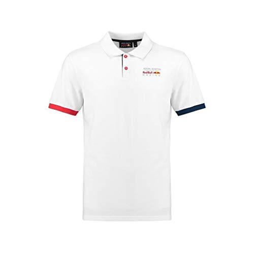Official Formula 1 Merchandise - Red Bull Racing F1™ - Klassisches Herren Polo Shirt - Weiß