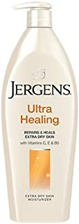 Jergens Ultra Healing Extra Dry Skin Moisturizer 400 ml, Pack of 1