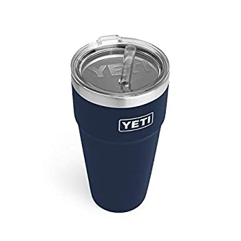 YETI Navy Straw Cup 26 Ounce 1 EA