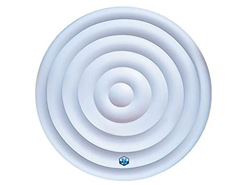 N NETSPA SP-N1405203-Couvercle Gonflable pour spas Ronds 4 Places 140cm, Aucune, Dia. 140 cm