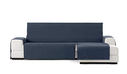 Funda de chaisse Longue práctica Rabat 240cm., Color 03/Azul, Derecha Vista Frontal