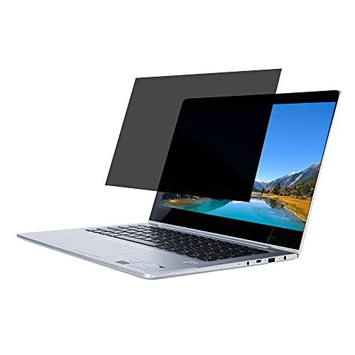 UBaymax Blickschutzfilter Privacy Filter für 15,6 Zoll Laptops & Notebooks, Premium Sichtschutz Blickschutz Folie Screen Filter, Anti Blaues Licht & Kratzfest Blickschutzfolie Sichtschutzfolie