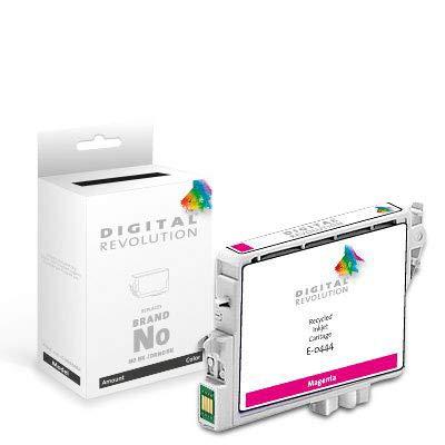 Digital Revolution, Tintenpatrone XL 'schwarz', 15 ml, Erstwiederbefüllte Epson-Patrone, ersetzt: Epson C 13 T 06114010 (T0611, 611), schwarz
