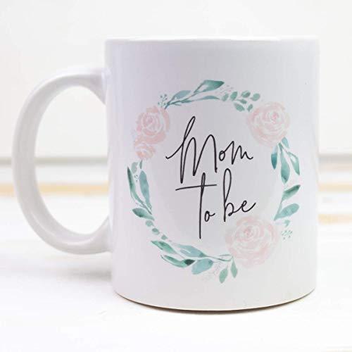 Tasse *Mom to be* Schwangerschaft, Geschenke für Mütter, Geschenke für werdende Mama