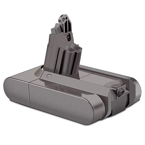 ARyee 3000mAh Batterie Compatible pour Dyson V6 DC58 DC59 DC61 DC62 SV03 SV06 Animal DC74 DC72 595 650 770 Aspirateur à Main Pièces de Rechange