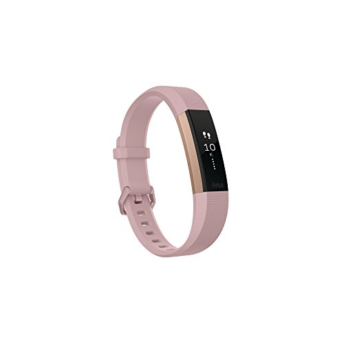 Fitbit Alta HR, Special Edition Pink Rose Gold, Small (US Version)