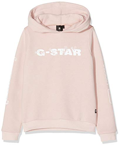 G-Star Sp15515 Sweat Sudadera, Rosa (Mid Pink 34), 6 años (