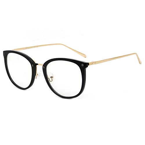 Óculos clássicos Computador Bloqueio mulheres