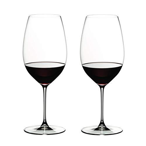 Riedel Veritas Shiraz Weinglas, transparent
