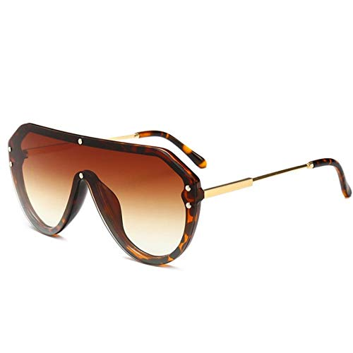 ZZZXX Gafas De SolGafas De Sol De Una Pieza Correr, Andar En Bicicleta,Protección Uv400, Varios Colores Disponibles,Con Caja De Regalo Y Paño Para Vasos