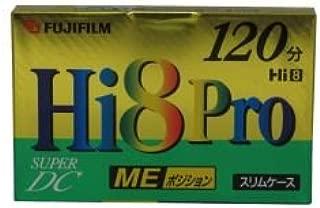 Fuji HI8MP3PK 3-Pack of 120-Min Hi-8 Tapes