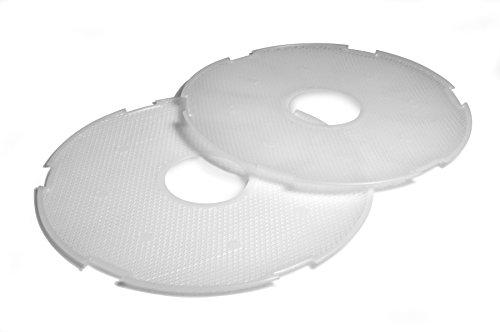 Fantastic Deal! Salton DH1000H Herb Trays for Food Dehydrator (2 Pack), White
