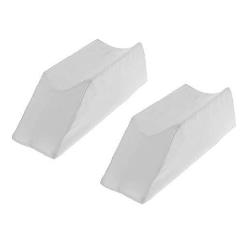 yotijar 2Pack Foam Leg Lift Cush mit Stützkissen für