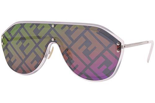 FENDI Occhiali da Sole FABULOUS FF M0039/G/S Crystal/Grey Multicolor 99/1/145 unisex
