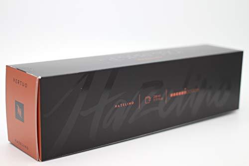 Nespresso Vertuo Capsules de Café - HAZELINO 10 Capsules