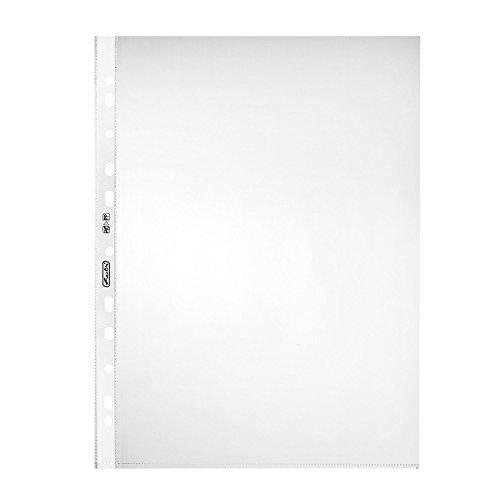 Prospekthülle A4 Standard glasklar 200 St, PP, transparent