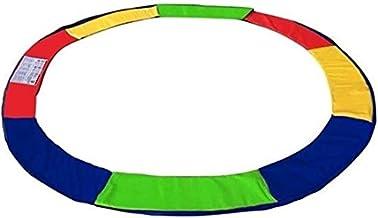 Trampoline rand afdekking - Regenboog - 366 cm