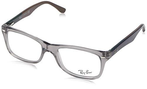 Ray-Ban RX5228 Gafas en ópalo gris la Habana RX5228 5629 50