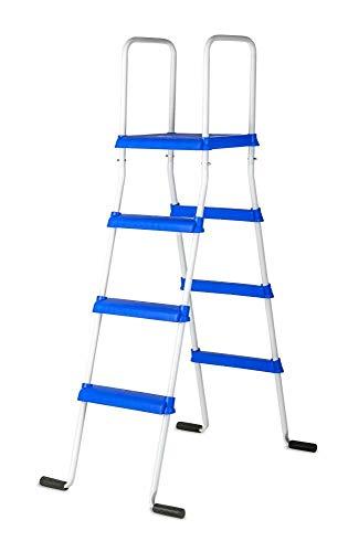 Gre ET1300 - Escalera standard con plataforma para piscina de altura 132cm