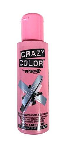 Crazy Color CRAZY6 Entwickler für Haarfärbemittel einheitsgröße, Slate - Grau