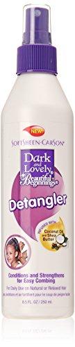 Dark and Lovely Beautiful Beginnings Detangler, 8.5 Fluid Ounce by Dark & Lovely
