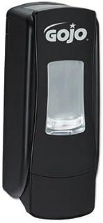 GOJO 8786-06 ADX-7 Dispenser, 700 mL, Black/Black (Pack of 6)