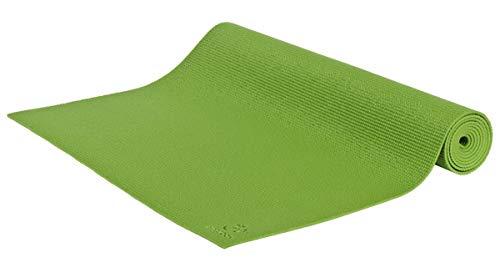 Yogamatte Asana Sticky Basic - 183 x 60 x 0,4 cm, grün