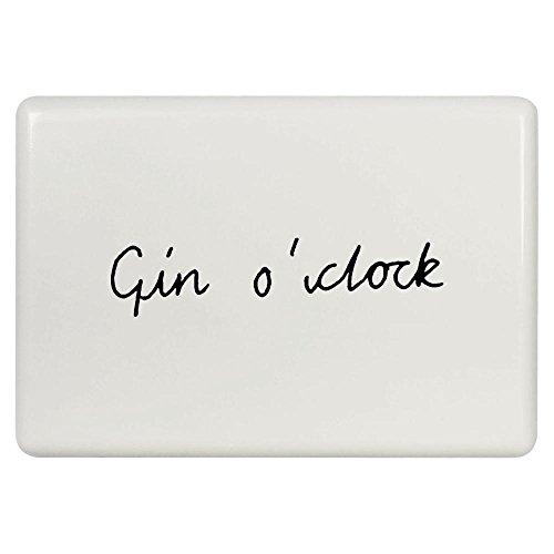 Azeeda \'Gin O\'Clock\' Kühlschrankmagnet (FM00015699)