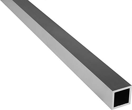 Riggatec Alu-Rohr Vierkant 20x20x2mm Länge 2,0 m