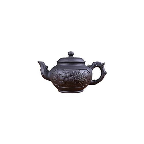 Maya Star Chinesische handgefertigte Yixing-Teekannen aus Ton, große Kapazität, Kongfu-Teekanne für den Haushalt, A04