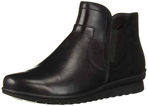Aravon Women's Josie Bootie Ankle Boot, Black, 6 W US
