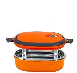 Contenitore termico a un solo strato, contenitore per alimenti per pranzo in acciaio inossidabile...