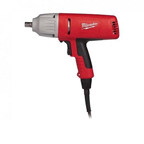 Milwaukee 0002267 Pistola de impacto eléctrica de 725 W, cuadradillo de 1/2