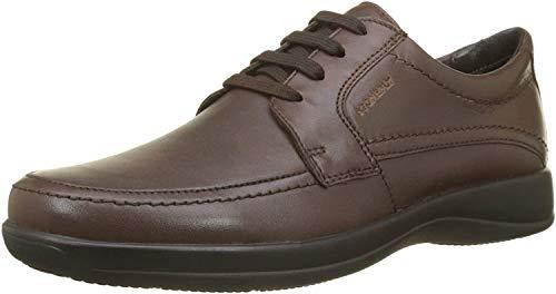 Stonefly Season III 2 bis Nap, Zapatos de Cordones Derby para Hombre, Marrón (Mocha Brown 330), 42 EU