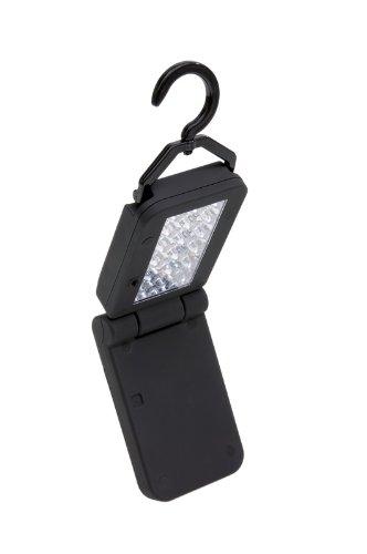 Würth LED Taschenlampe Lampe Mini Arbeitsleuchte Werkstattlampe Klappbar mit Bügel u. Magnet inkl. Batterien Geschenk Weihnachtsgeschenk