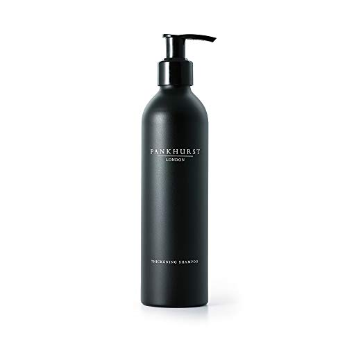Thickening Shampoo - Pankhurst London | Premium Barbershop Quality Shampoo for Men, 250ml