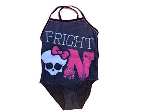 Monster High Badeanzug schwarz (116)