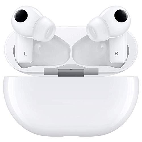 Huawei Freebuds Pro Active Noise Cancellation Earbuds MermaidTWS - Ceramic White