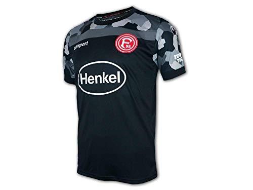 uhlsport Fortuna Düsseldorf Ausweichtrikot 2020 2021 Sponsor Logo Herren Gr L
