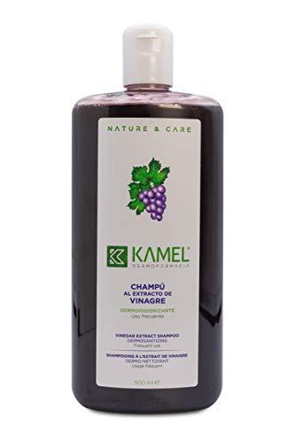 Kamel Champú, Extracto de Vinagre, 500 ml