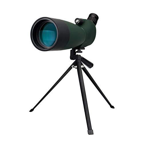 LXH-SH Telescopio 25-75x70mm SCOPET Scope SV28 Telescopio Zoom Continuo BK7 Prism MC Les Caza Impermeable monocular + trípode F9308B